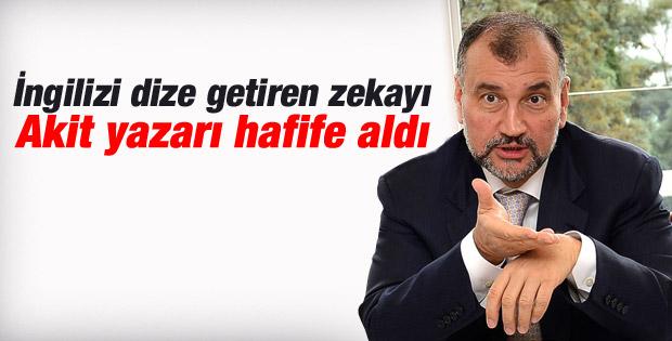 Murat Ülker'den Ersoy Dede'ye süper cevap
