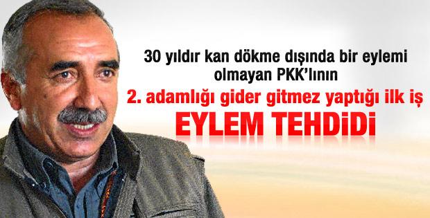 Murat Karayılan: Süreç tıkanabilir
