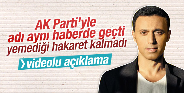 AK Parti'yle adı geçen Mustafa Sandal linç edildi