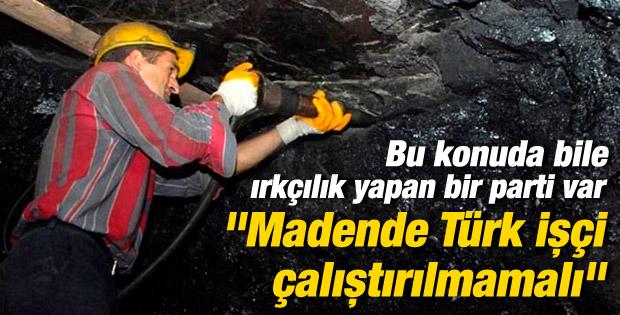 Mustafa Destici: Madende Türk işçi calıştırılmamalı