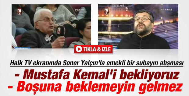 Halk TV'de Mustafa Kemal tartışması - İzle