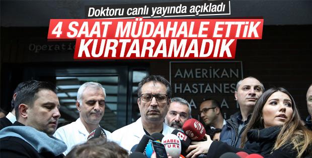 Mustafa Koç'a 4 saat müdahale yapıldı