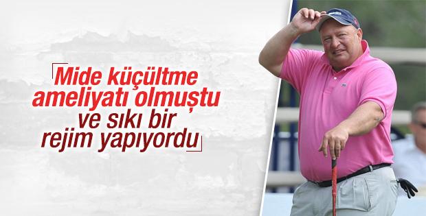 Mustafa Koç'un kalp krizi geçirmesi mide ameliyatından mı