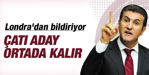Mustafa Sarıgül: Ortak aday ortada kalır İZLE