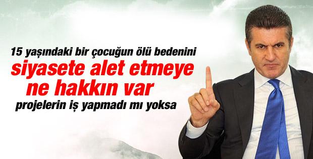 Mustafa Sarıgül: Berkin'in ölümünden Kadir Topbaş sorumlu
