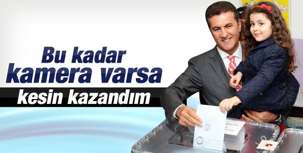 Mustafa Sarıgül oyunu kullandı İZLE