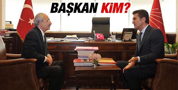 Sarıgül'den Kılıçdaroğlu'na ziyaret