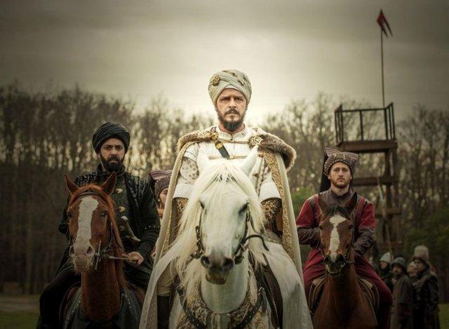 Muhteşem Yüzyıl'da Mustafa'nın infaz sahnesi