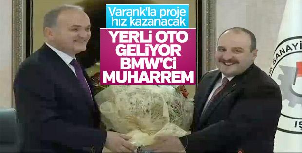 Mustafa Varank, Sanayi ve Teknoloji Bakanlığını devraldı