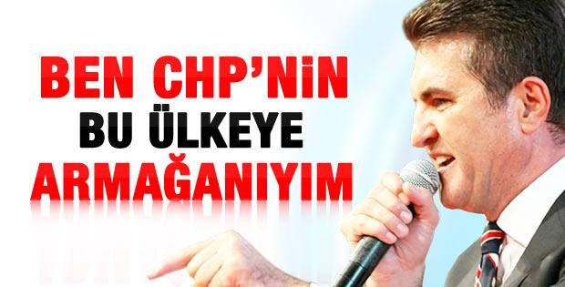 Sarıgül: Ben CHP'nin Türkiye'ye armağanıyım