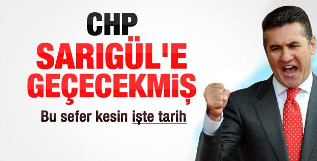 Mustafa Sarıgül CHP'ye katılıyor