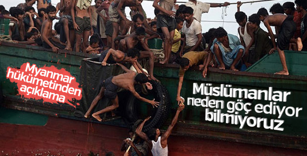 Myanmar Başkan Yardımcısı: Neden Bangladeş'e göç ediyorlar