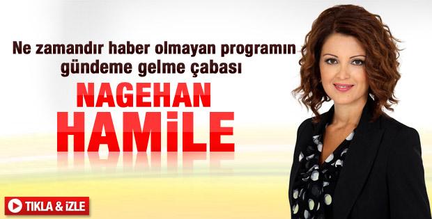 Nagehan Alçı hamile - Video