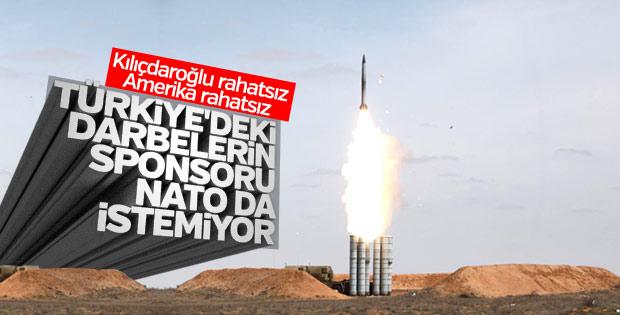 NATO: Türkiye'nin S-400 anlaşması hakkında bilgimiz yok