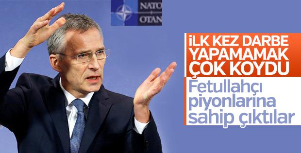 FETÖ'cüler tutuklandıkça NATO çıldırıyor