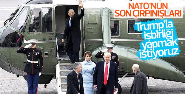 NATO'nun Donald Trump umudu