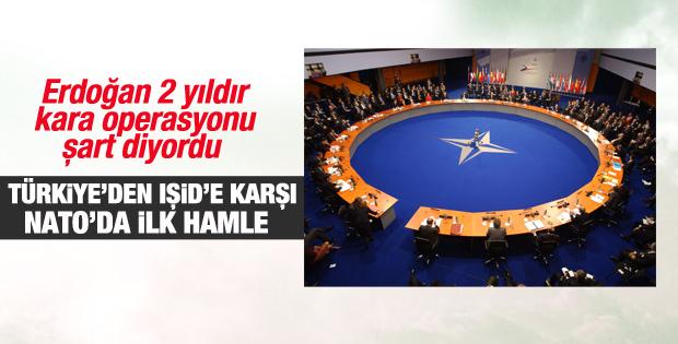 Dışişleri Bakanlığı NATO'yu olağanüstü toplantıya çağırdı