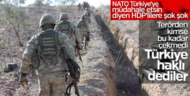 NATO: Türkiye güvenlik endişelerini çözme hakkına sahip