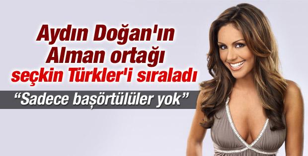 Bild: Almanya'daki seçkin Türkler'i yazdı