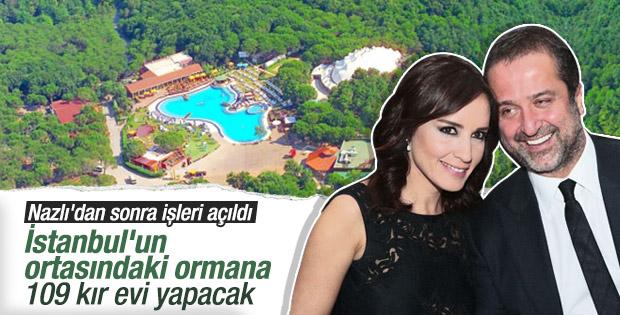Maslak Tabiat Parkı projesi için harekete geçildi