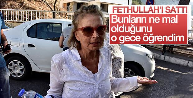 Tutuklanan Nazlı Ilıcak'ın ifadesi