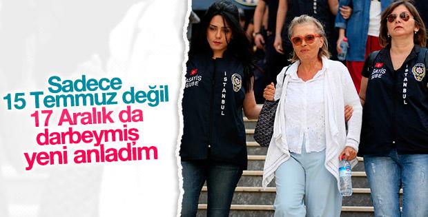 Nazlı Ilıcak ve Mehmet Baransu ifade verdi