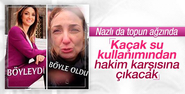 Aylin Nazlıaka'nın fezlekeleri 10 yıl hapsi gösteriyor