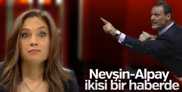 Nevşin Mevgü: Alpay Özalan, Ahmet Şık'ı anlamamıştır
