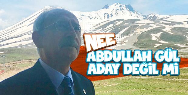 Kemal Kılıçdaroğlu'nun Erciyes hatırası