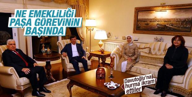 Başbakan Ahmet Davutoğlu'ndan Necdet Özel açıklaması
