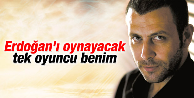 Nejat İşler: Erdoğan'ı oynayacak tek cast benim İZLE