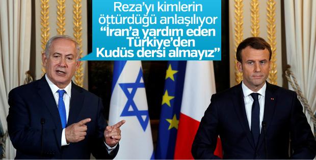 İsrail Başbakanı'ndan küstah açıklamalar