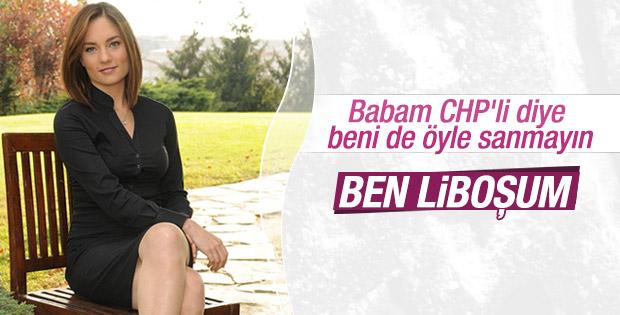 Nevşin Mengü: CHP'li değilim liboşum