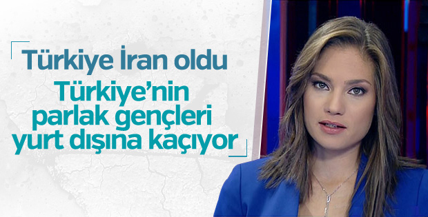 Nevşin Mengü: Türkiye İran oldu