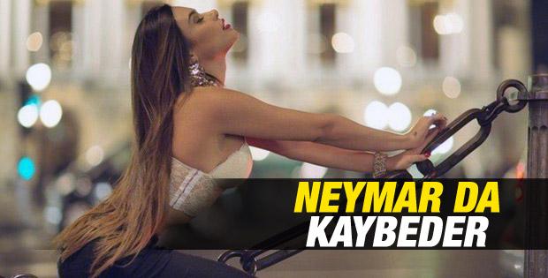 Eski sevgilisinden Neymar'ı çıldırtacak pozlar