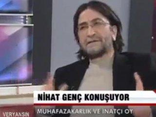 Nihat Genç'ten CHP'ye: Bırakın yesinler birbirlerini - izle