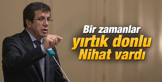 Nihat Zeybekci: Yırtık donlu Nihat'ı bu memleket okuttu
