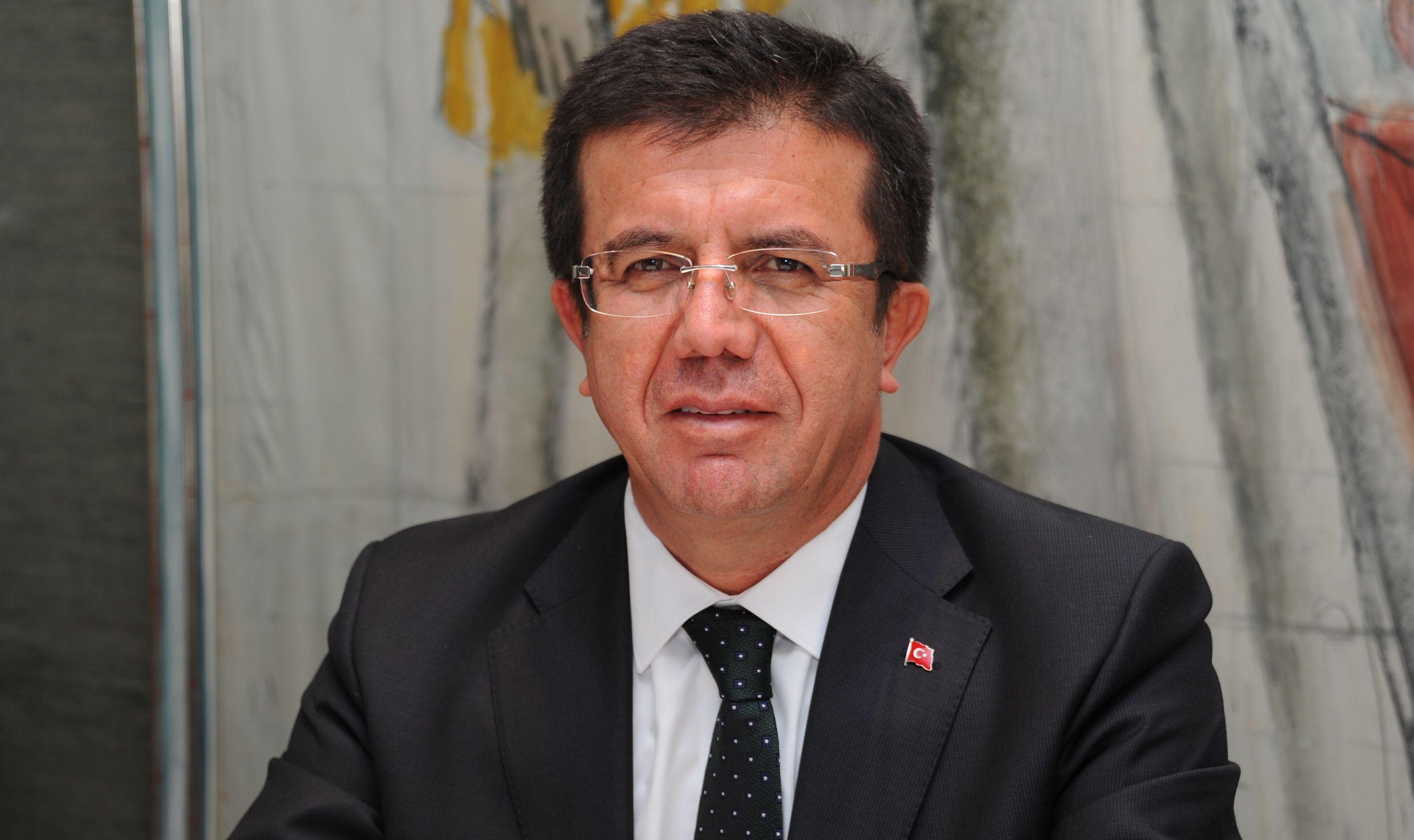Nihat Zeybekci: Yüzde 15 ihracat artışı sağlandı