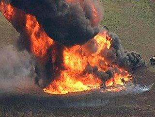 Nijeryadaki petrol boru hattında patlama: 50 ölü