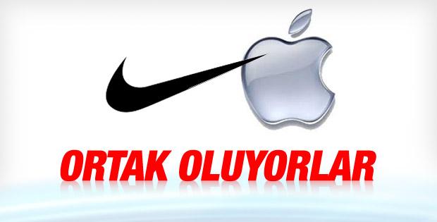 Apple ve Nike ortak oluyor