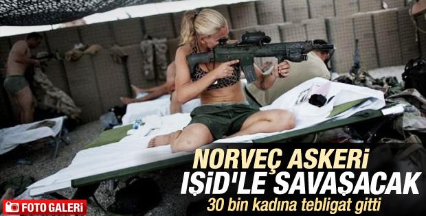 30 bin Norveçli kadına tebligat gitti