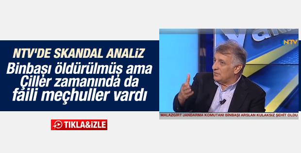 Katırcıoğlu: Binbaşının öldürülmesi üzüntü verici fakat..