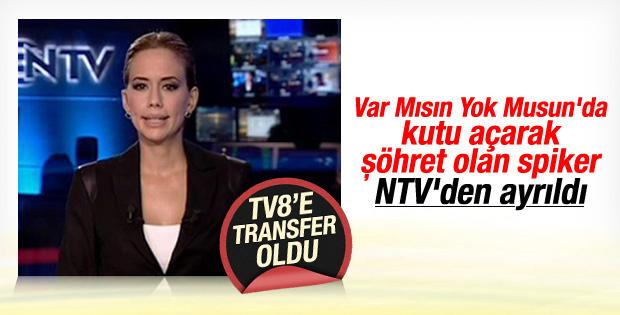 Nur Tuğba Algül TV8 ile anlaştı