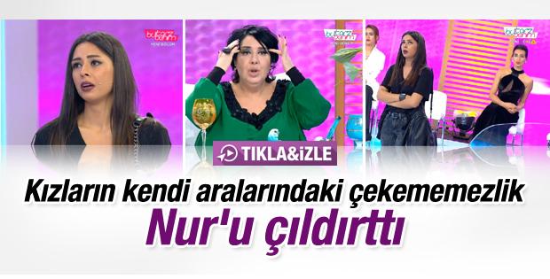 Bu Tarz Benim'de Ayşegül, Nur Yerlitaş'ı çıldırttı