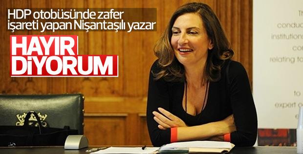 Nuray Mert referandumda hayır diyecek