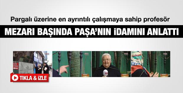 Nurhan Atasoy'un ağzından Pargalı'nın idamı