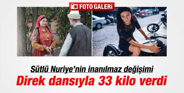 Elif Sümbül Sert 33 kilo verdi