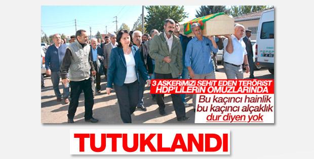 HDP'li Nursel Aydoğan ve Leyla Birlik tutuklandı