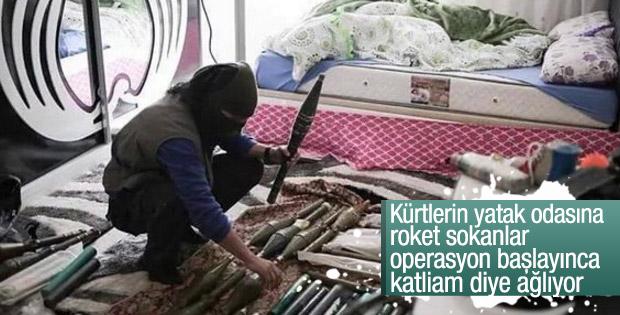 PKK'lı teröristler Nusaybin'e yerleşiyor