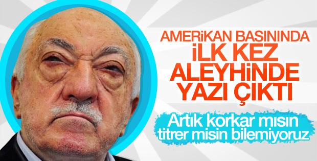 NY Times Gülen'in Türkiye'ye iadesini istedi